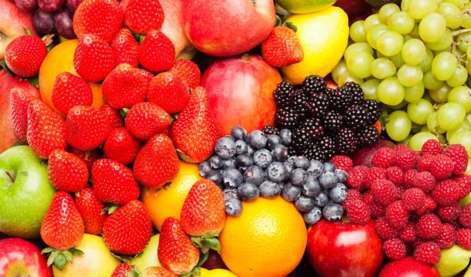 Las 10 frutas m s ricas en hierro ferritina - Alimentos que contengan hierro para embarazadas ...